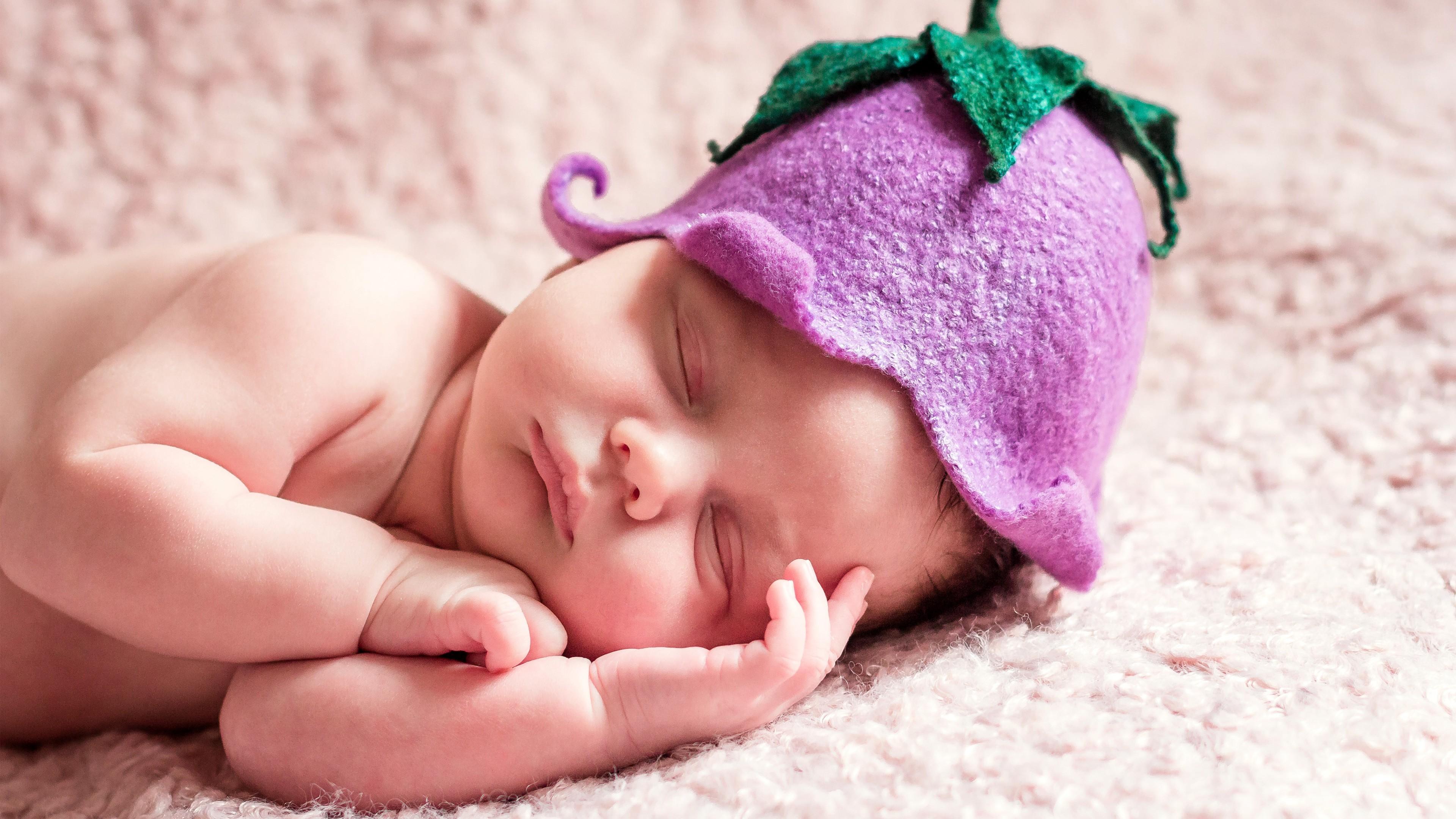 cute_sleeping_newborn_baby-3840x2160
